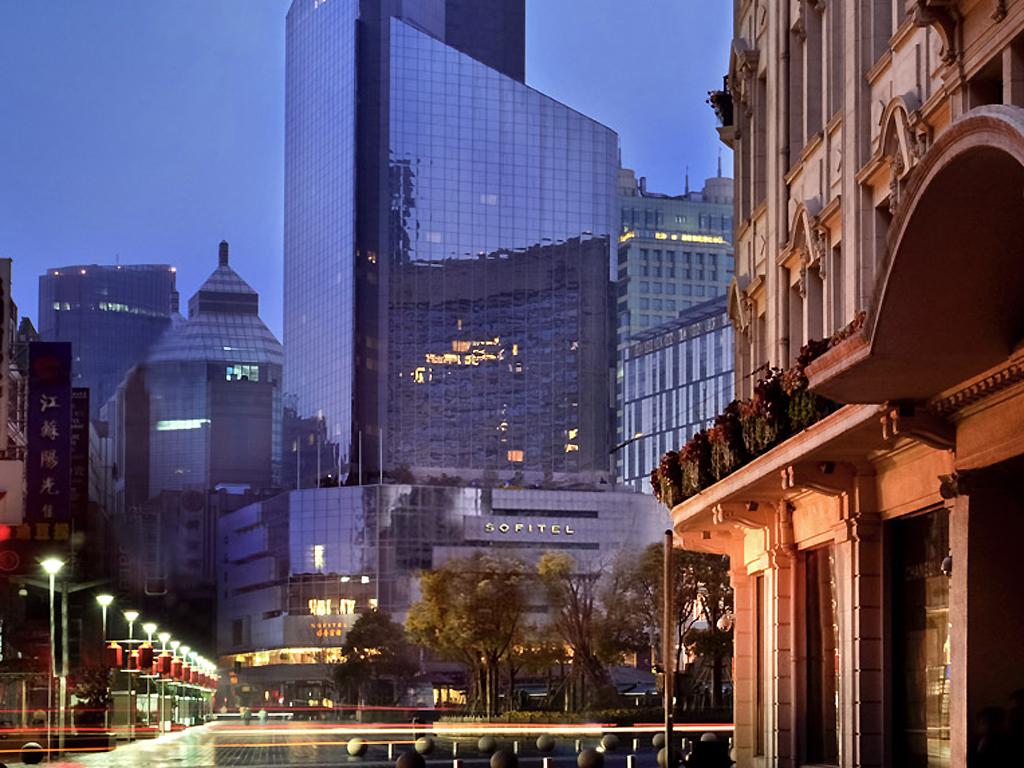 ソフィテル ハイランド上海