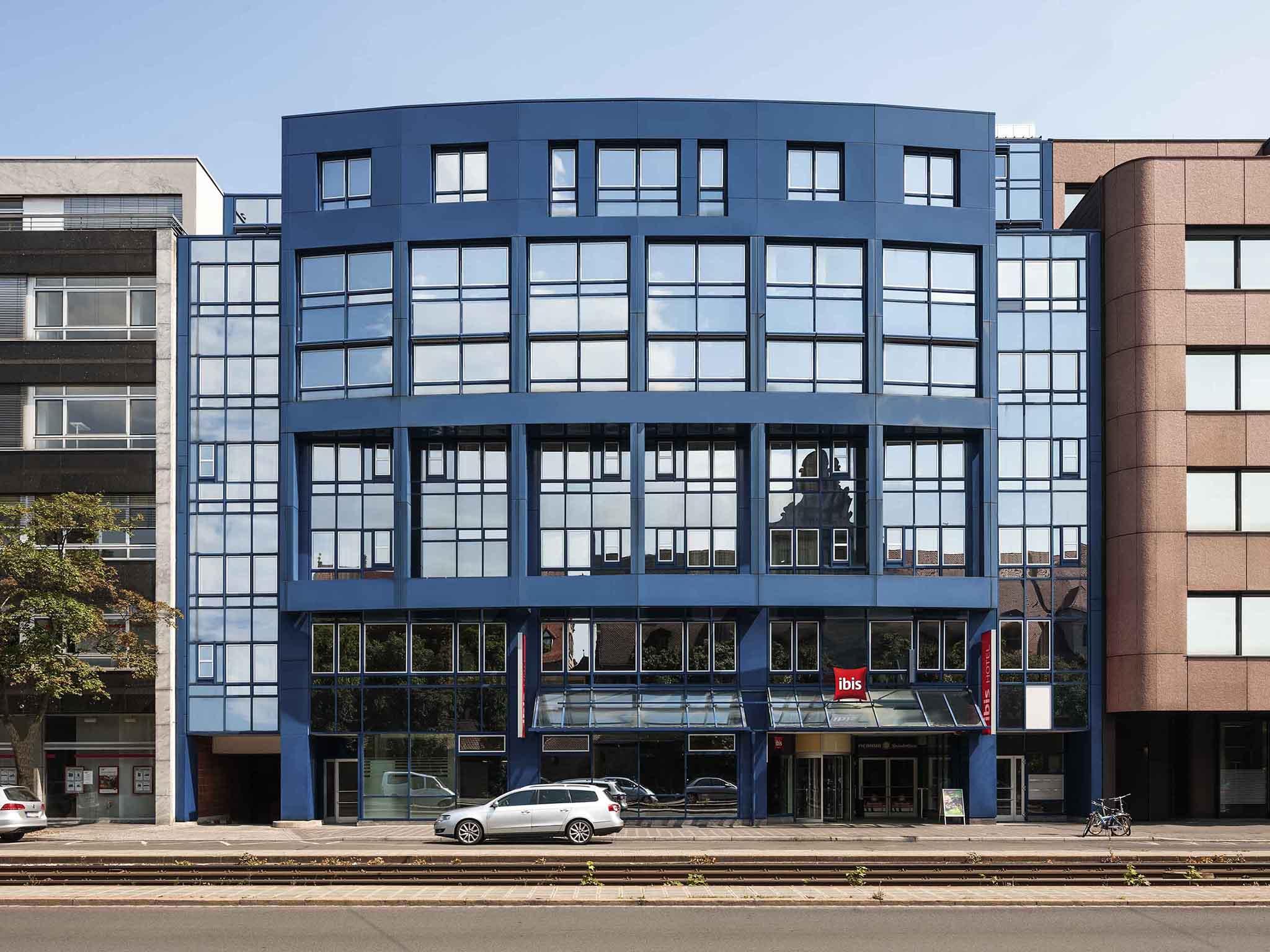 Отель — ibis Нюрнберг Центральный Вокзал