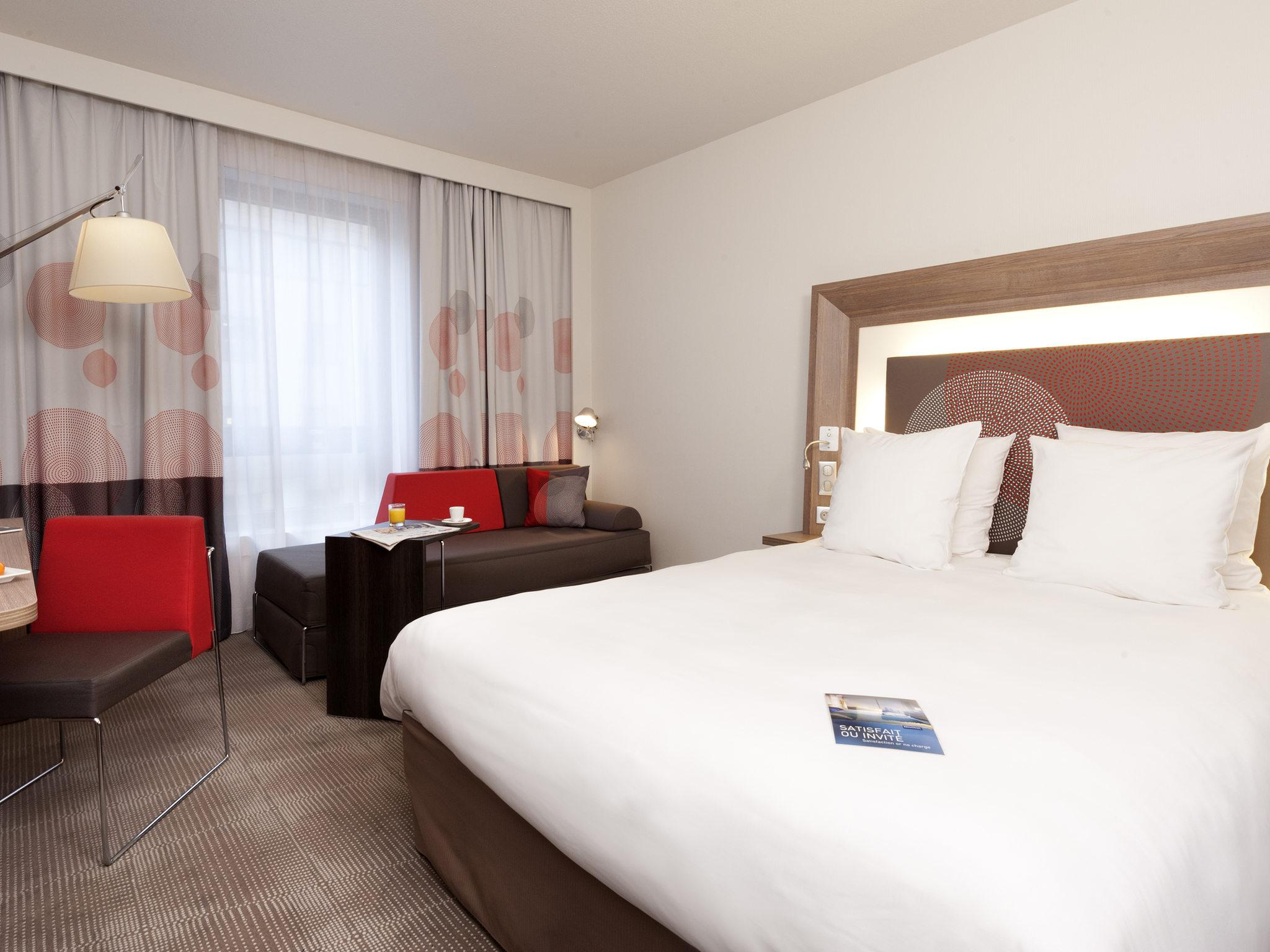 Отель — Novotel Париж Рюэй Мальмезон