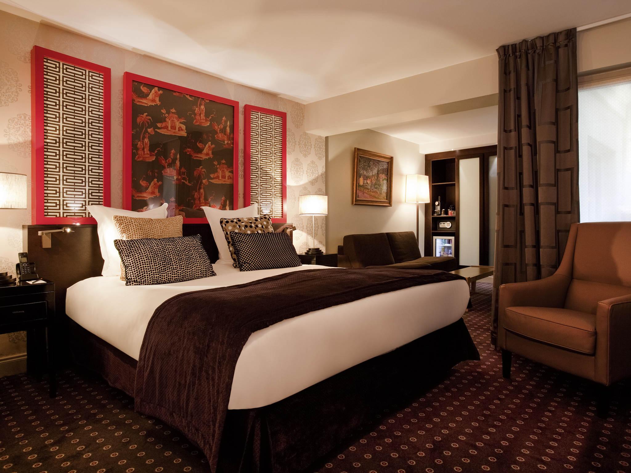 酒店 – 美憬阁索菲特巴黎斯汤达凡多姆广场酒店
