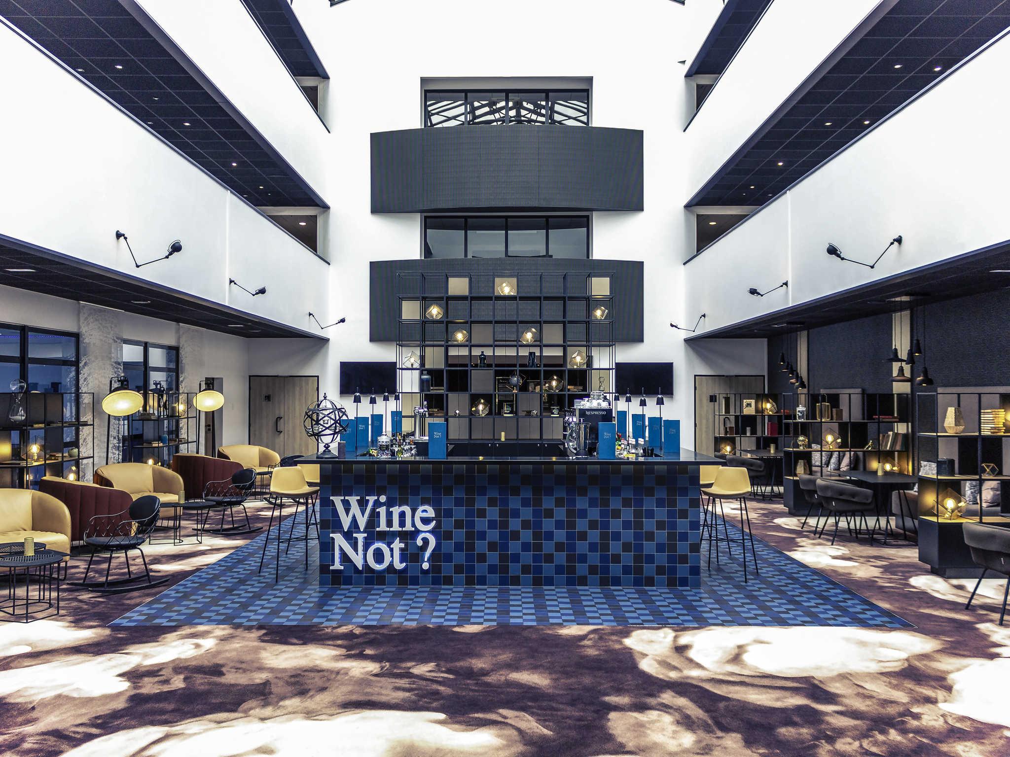 酒店 – 布洛瓦中心美居酒店