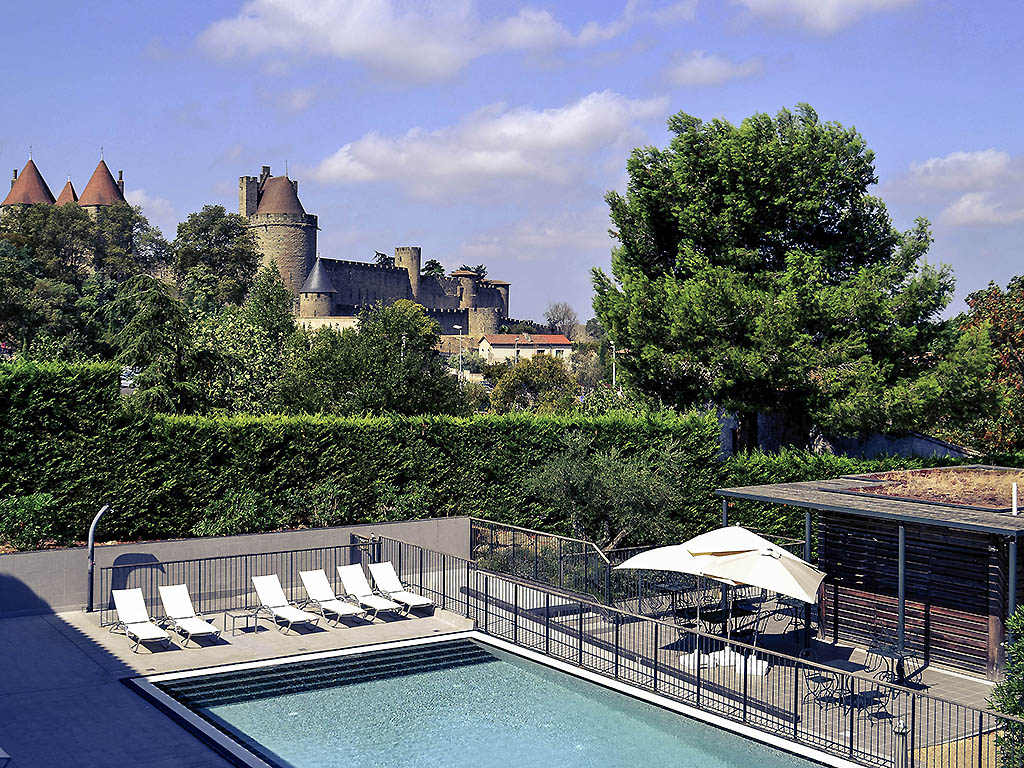 H tel carcassonne h tel mercure carcassonne porte de for Hotels carcassonne