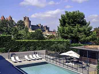 Hôtel Mercure Carcassonne La Cité à CARCASSONNE