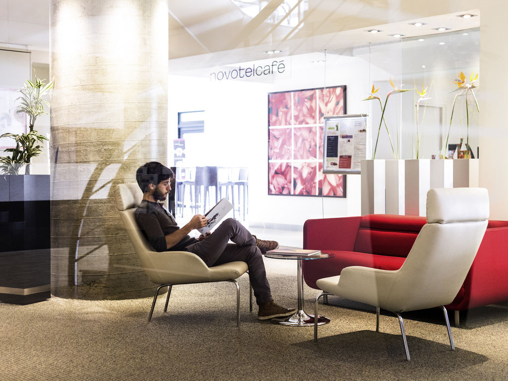 Hotel - Novotel Grenoble Centre