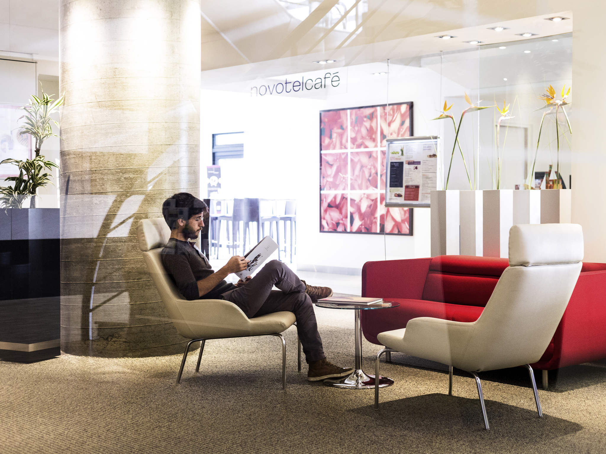 فندق - Novotel Grenoble Centre