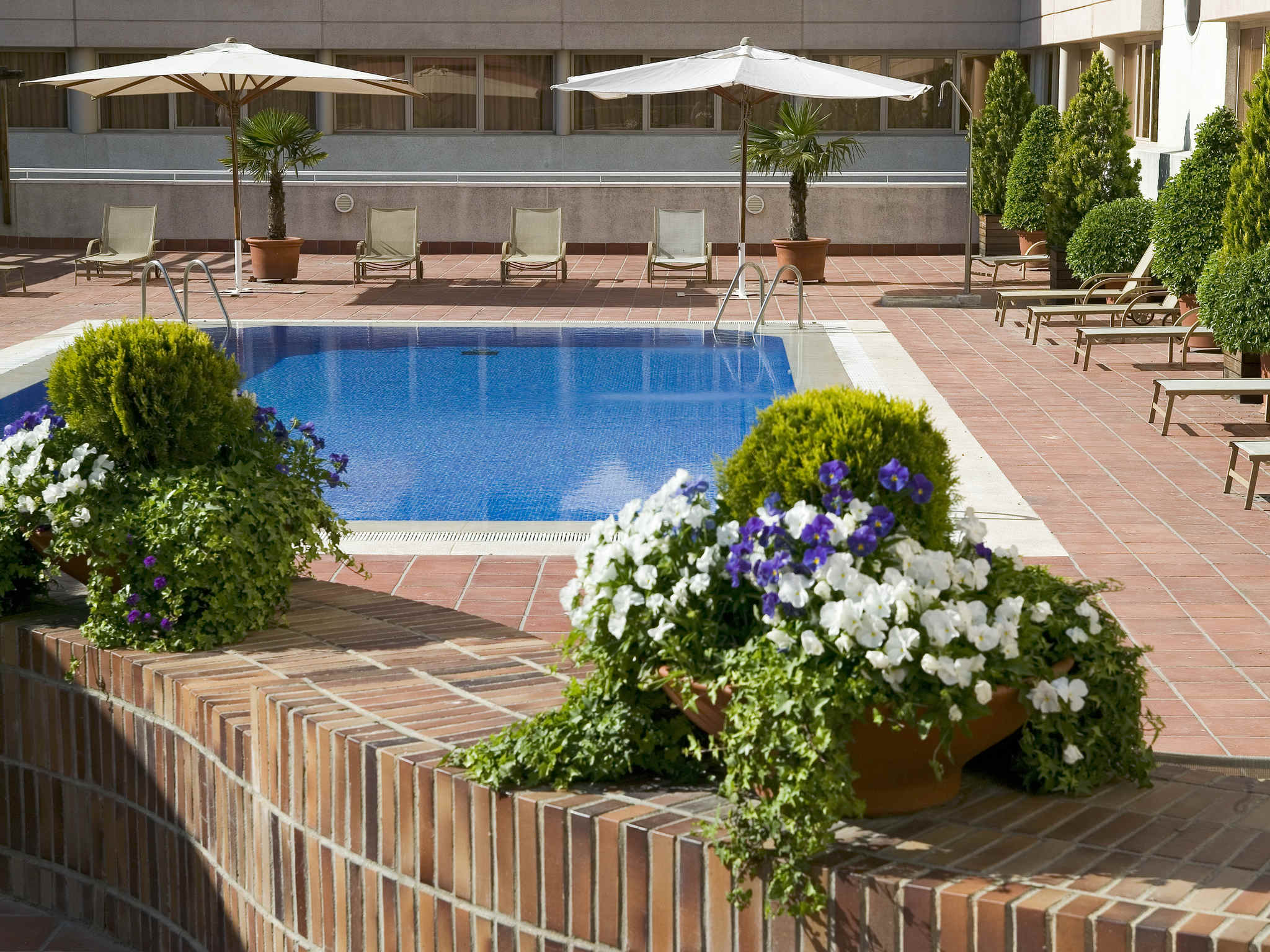 Hotel - Novotel Madrid Campo de las Naciones