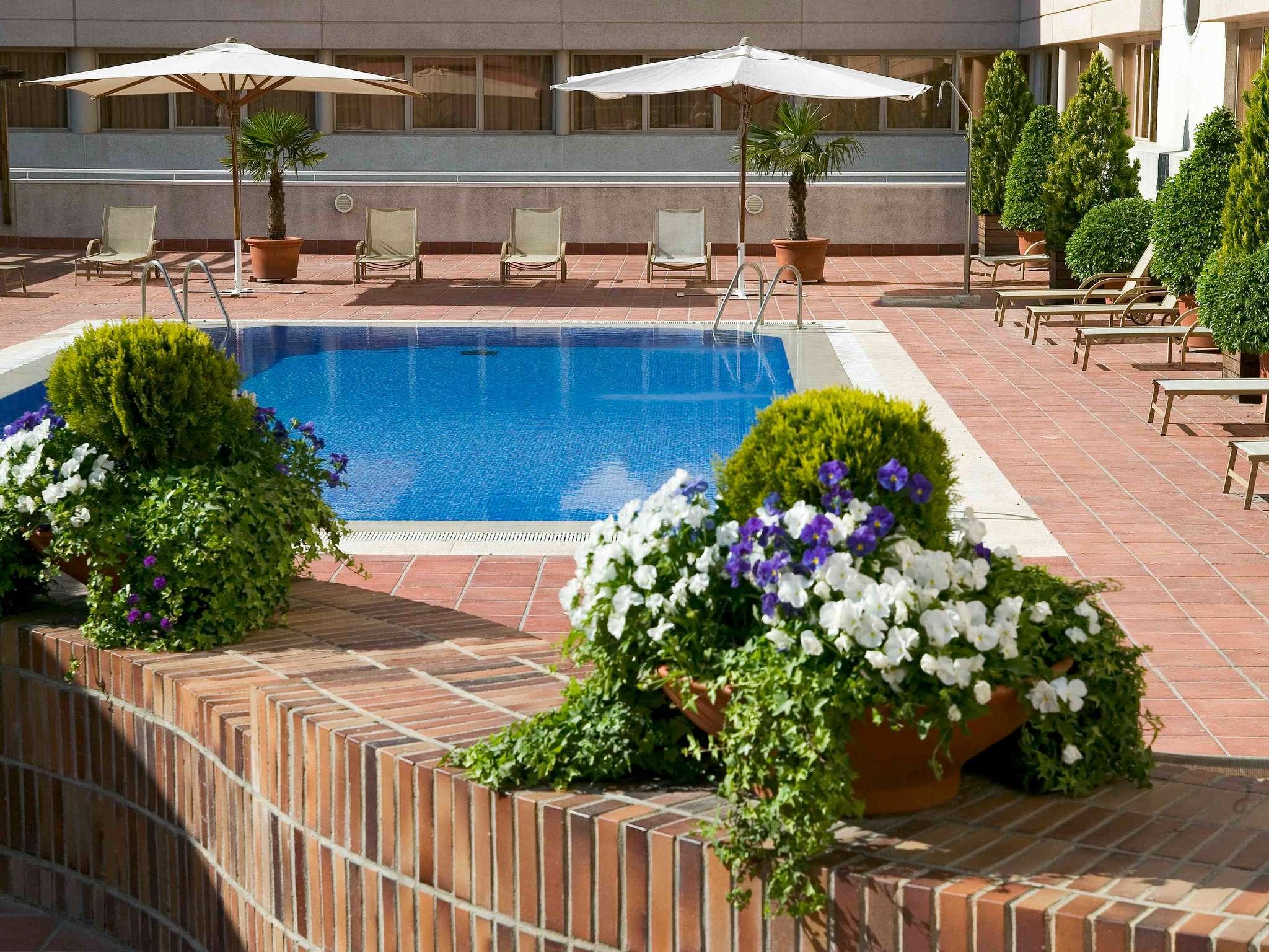 فندق - Novotel Madrid Campo de las Naciones