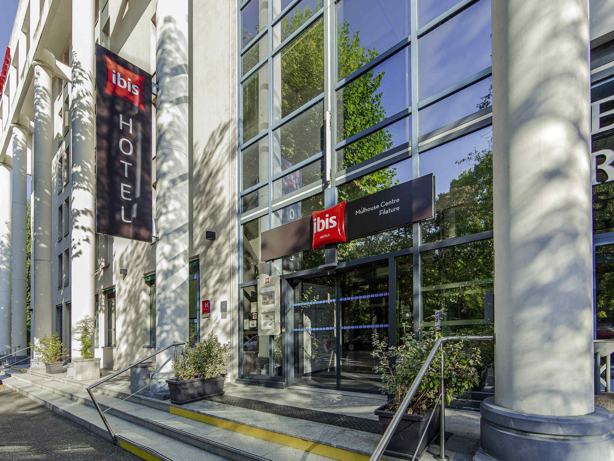 Hotel – ibis Mulhouse Centre Filature