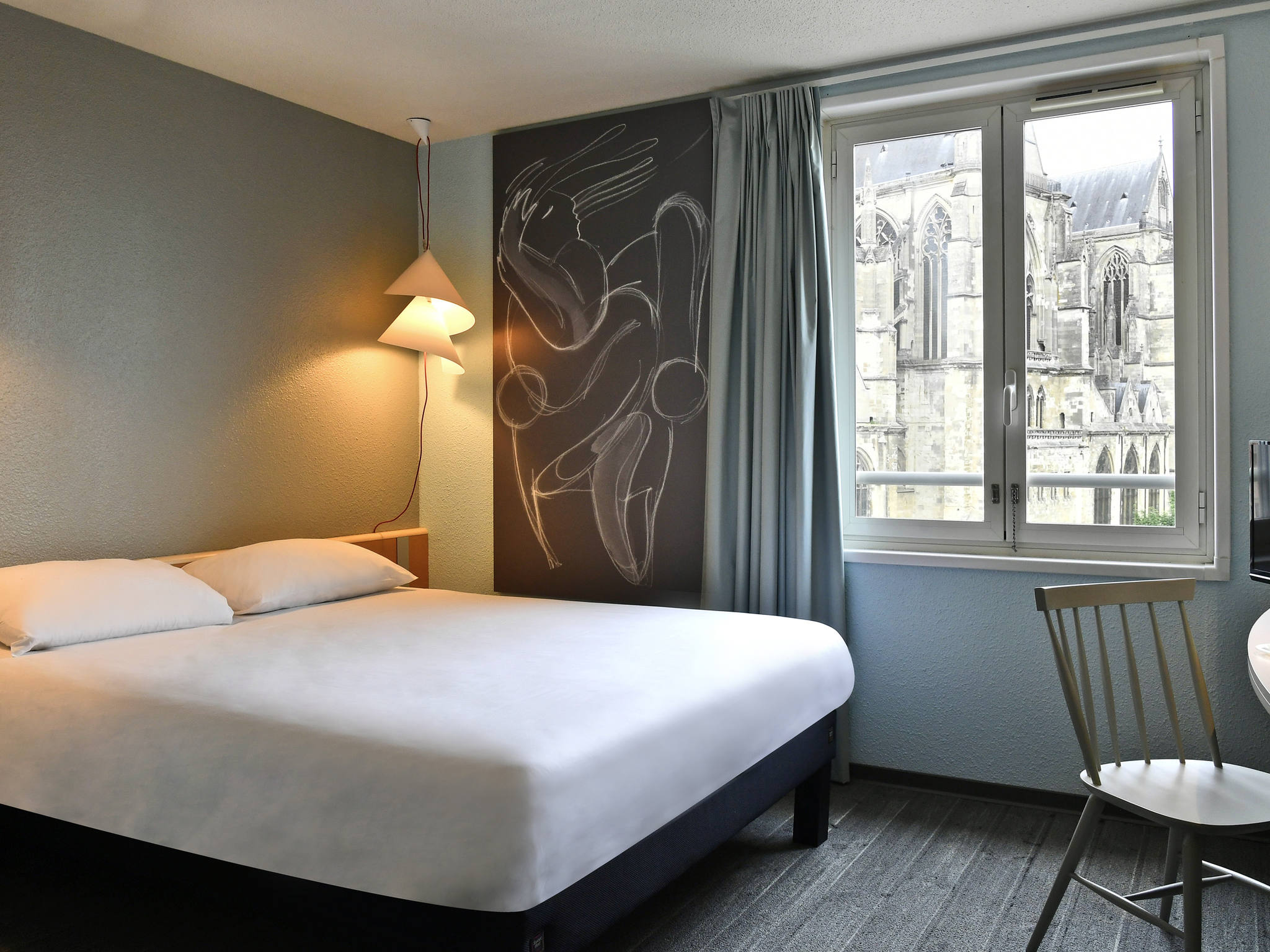Hotell – ibis Saint-Quentin Basilique