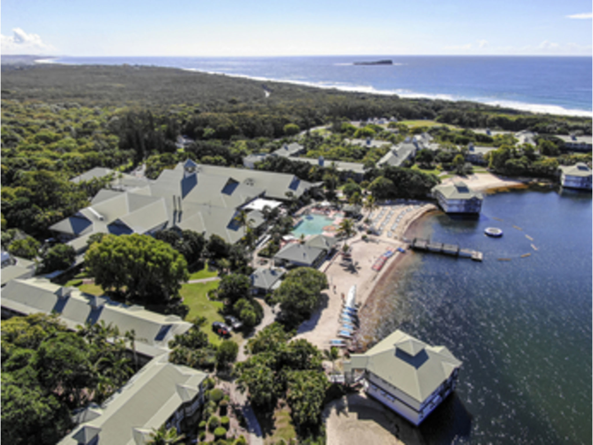 Otel – Novotel Twin Waters Resort Sunshine Coast