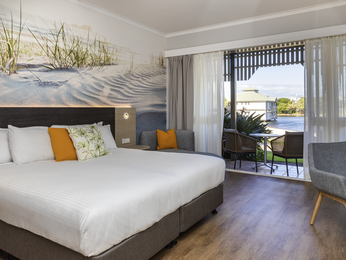 Las habitaciones - Novotel Twin Waters Resort Sunshine Coast