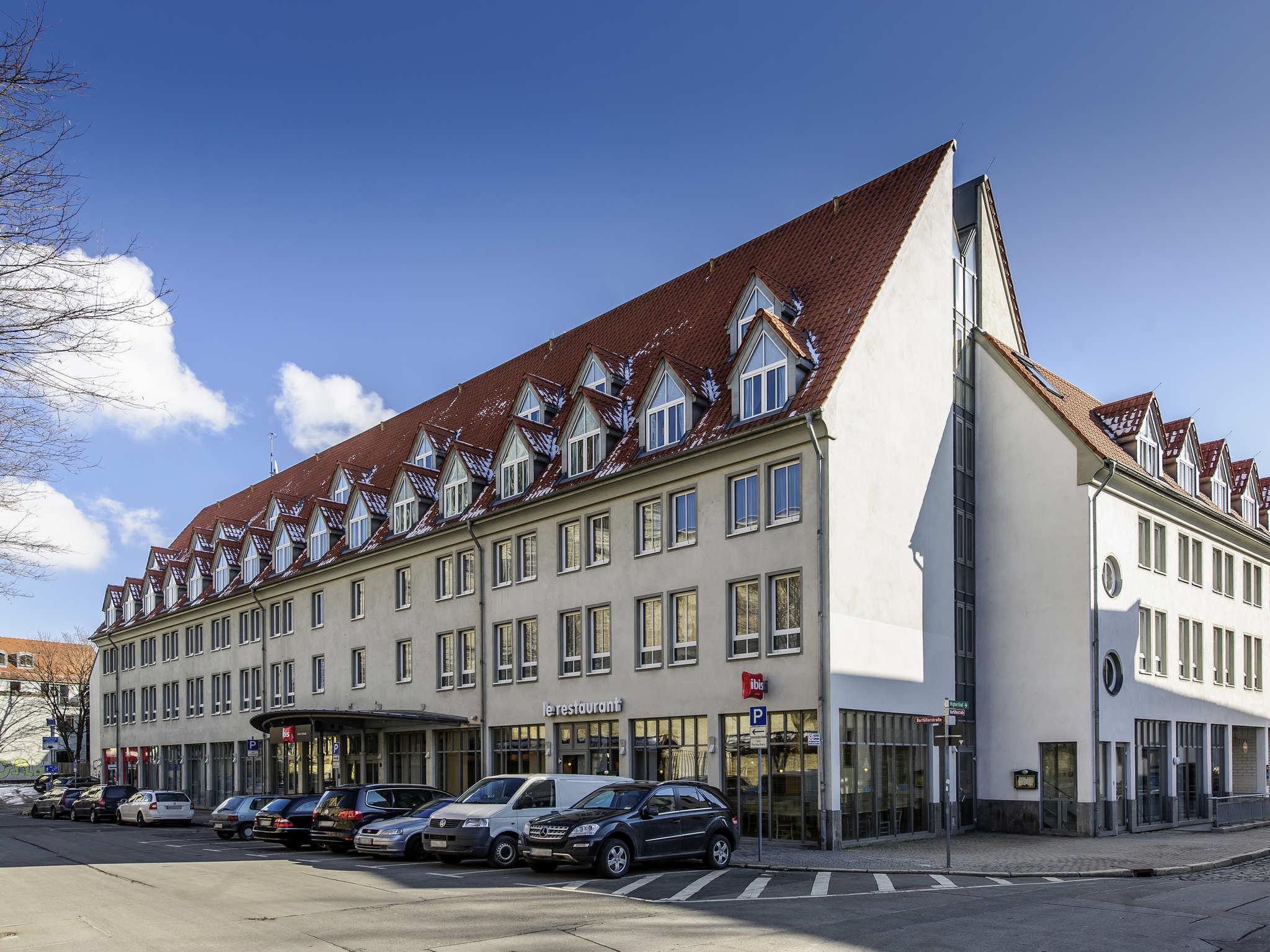 Отель — ibis Erfurt Altstadt