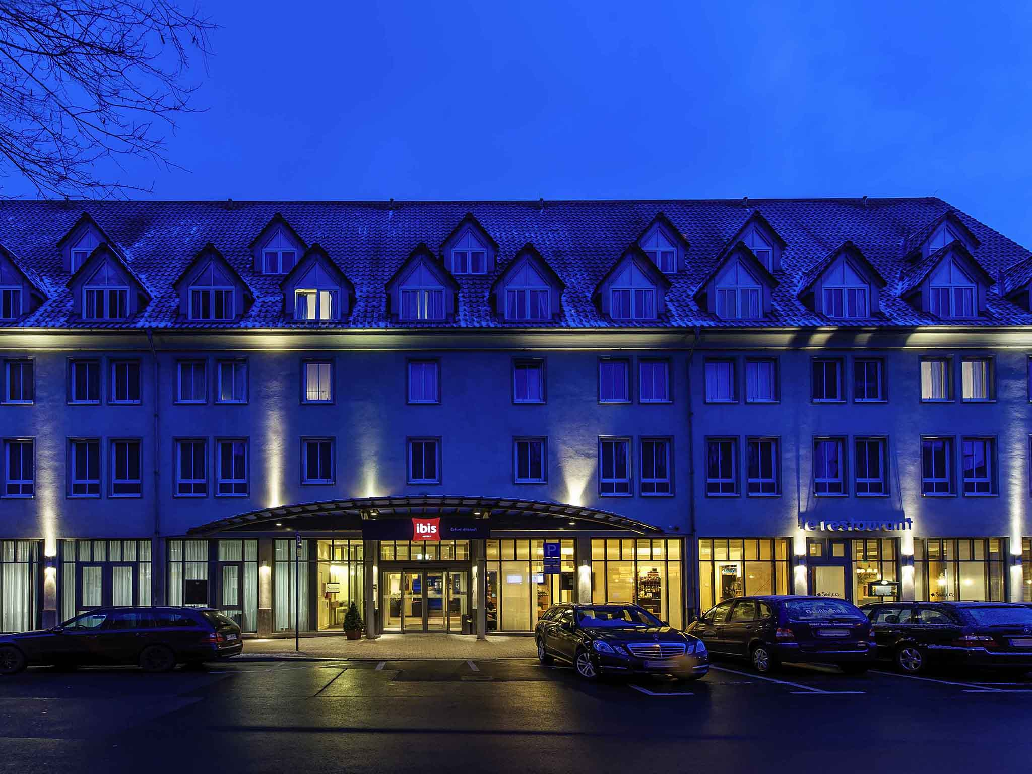 Hotel – ibis Erfurt Altstadt