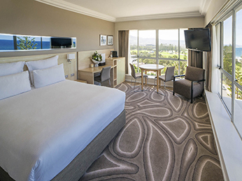 Zimmer - Novotel Wollongong Northbeach