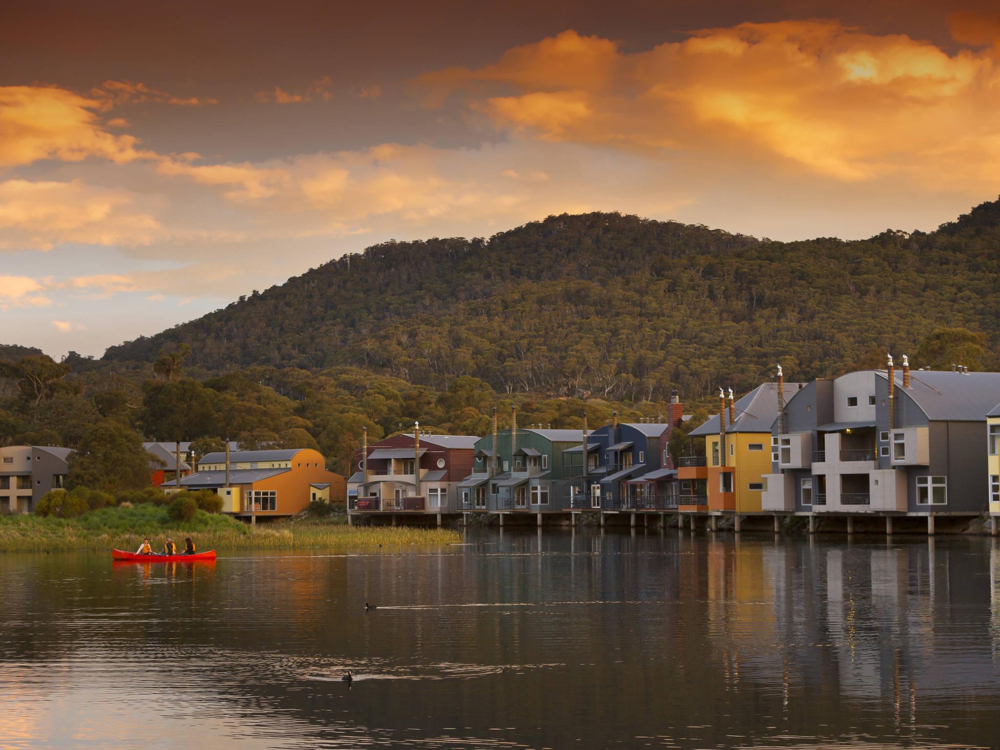 فندق - Novotel Lake Crackenback Resort & Spa