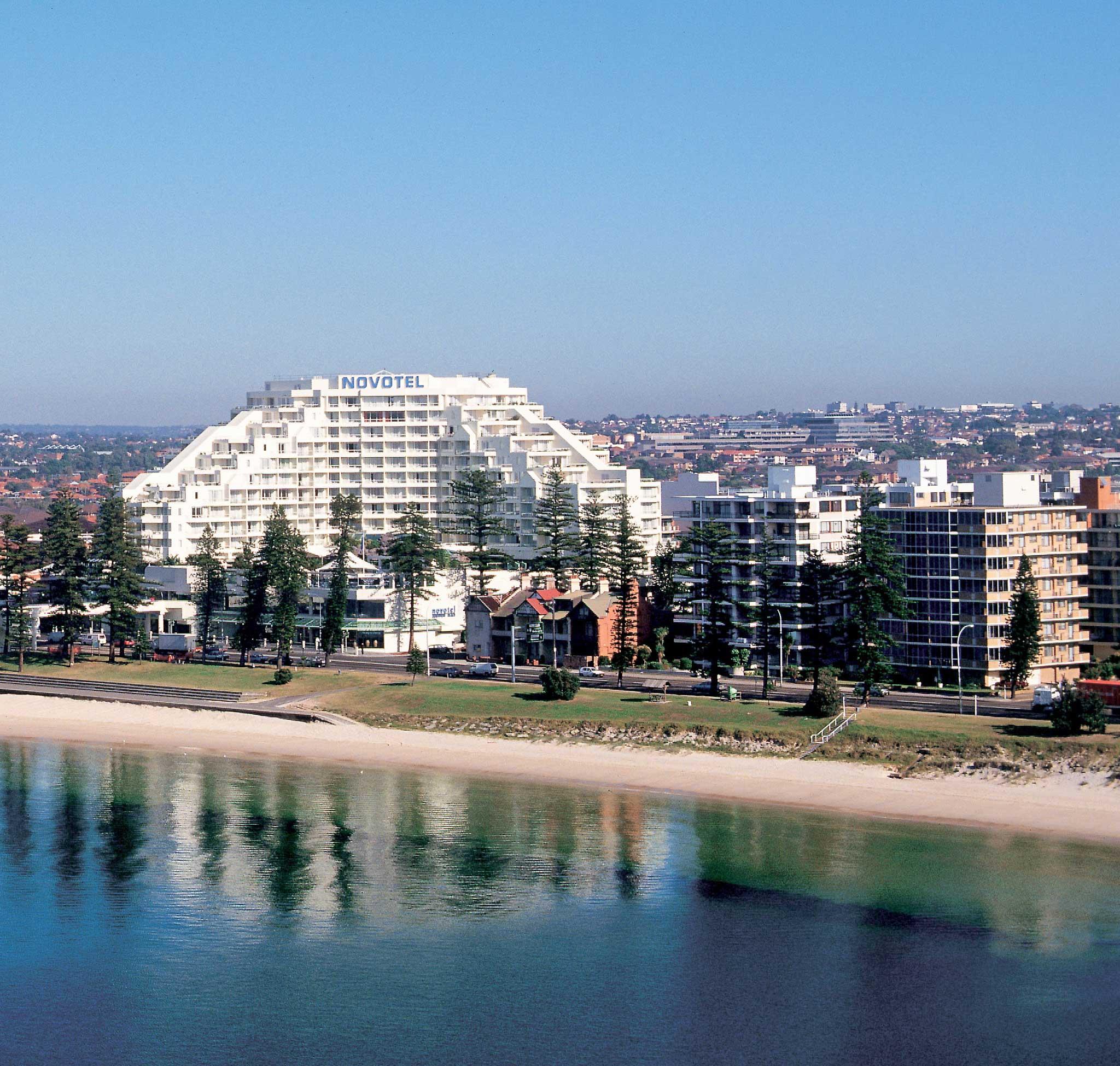 Отель — Novotel Сидней Брайтон Бич