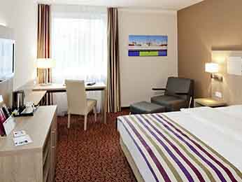 Rooms - Mercure Hotel Hamburg am Volkspark