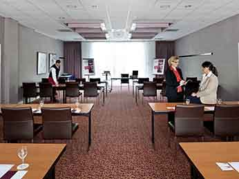 Meetings - Mercure Hotel Hamburg am Volkspark