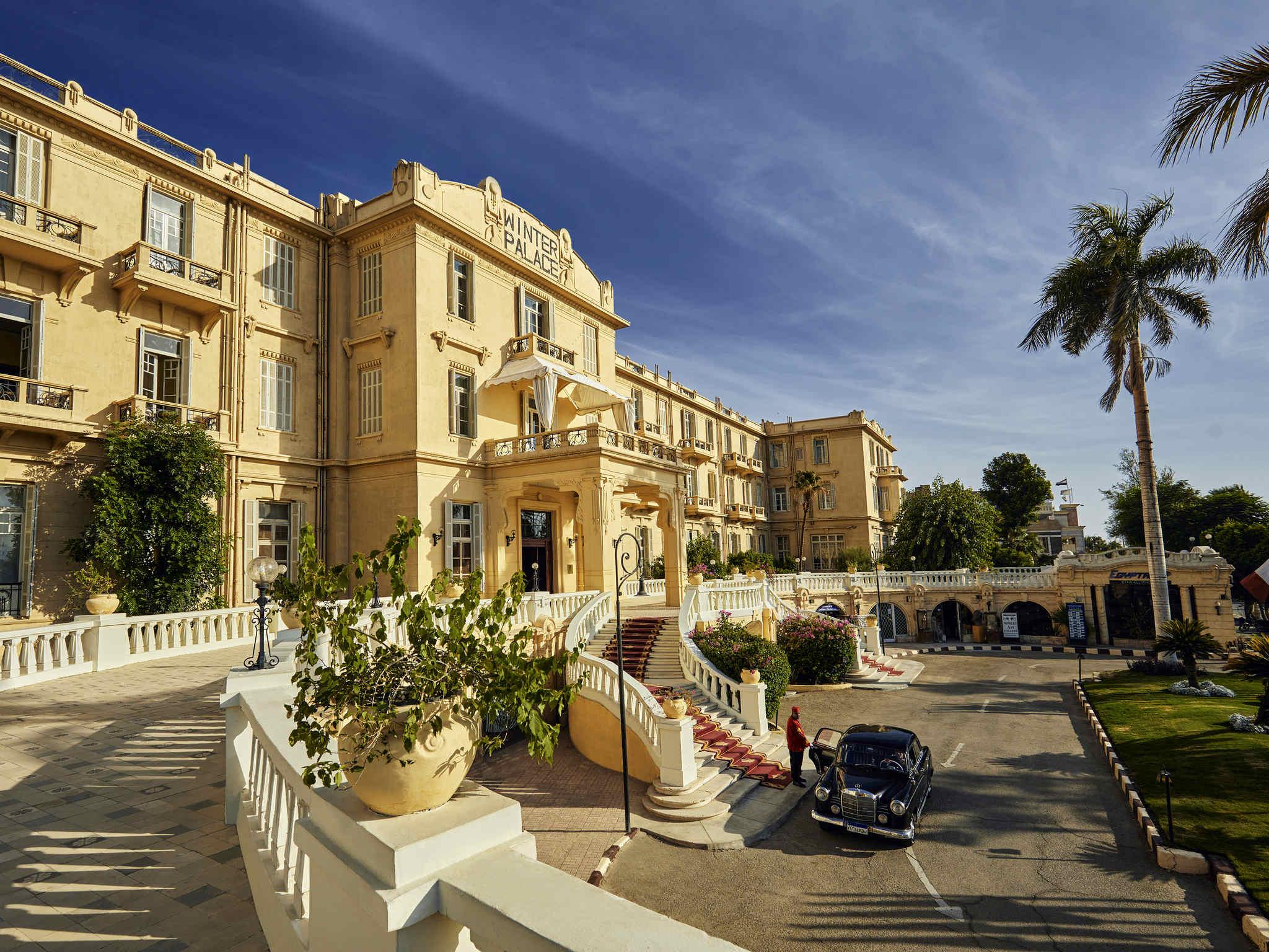 Hotel – Sofitel Winter Palace Luxor
