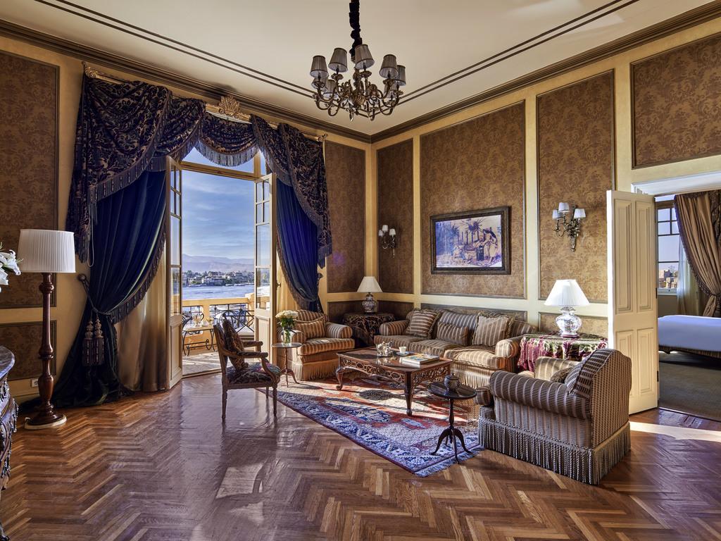 Luxushotel LUXOR – Sofitel Winter Palace Luxor