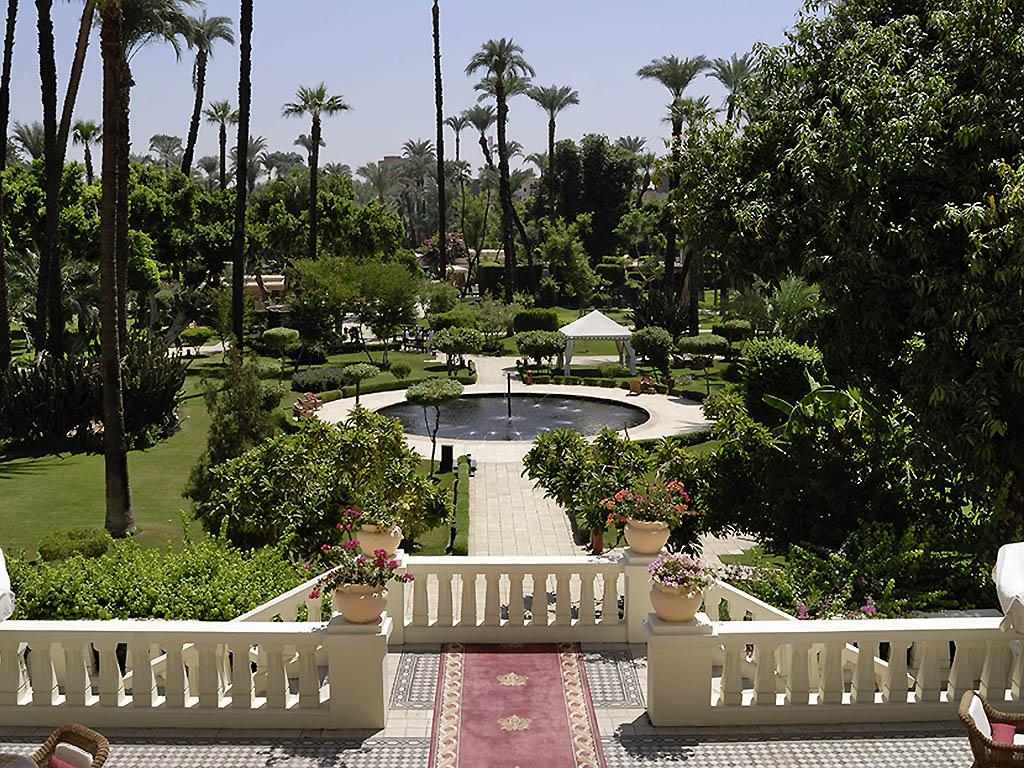 Luxury hotel LUXOR – Sofitel Winter Palace Luxor