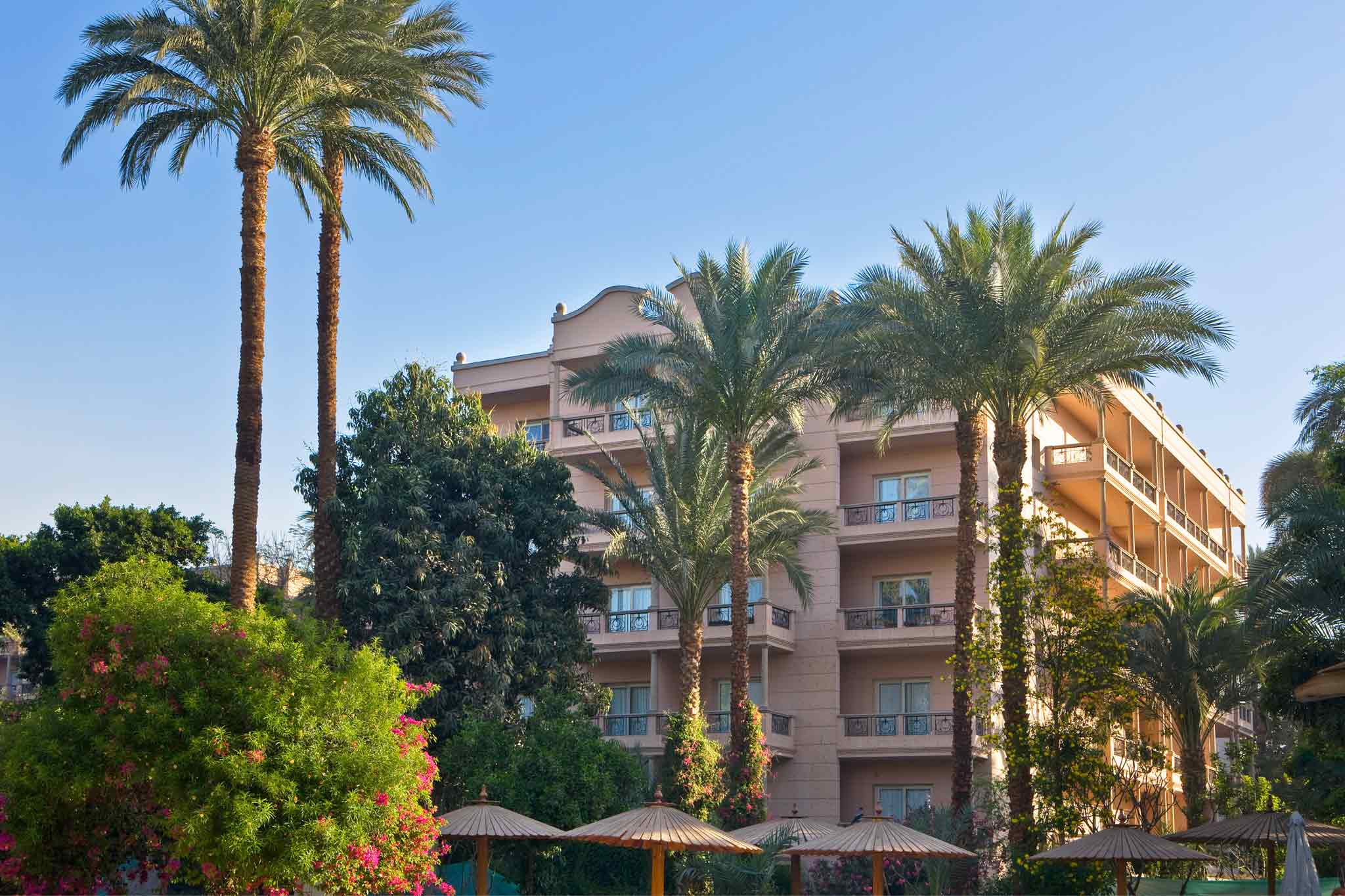 Otel – Pavillon Winter Luxor