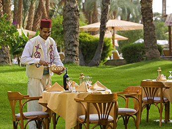 Restaurant - Pavillon Winter Luxor