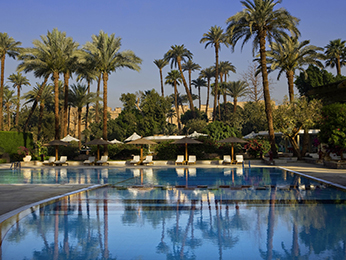 Services - Pavillon Winter Luxor