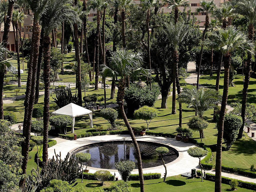 Hotel de luxe LUXOR – Pavillon Winter Luxor