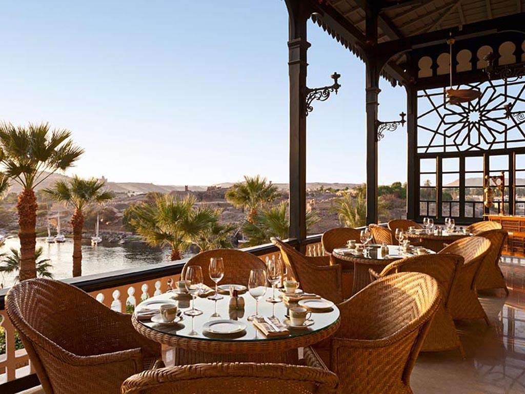 Sofitel Legend Old Cataract Aswan Hotel Egypt