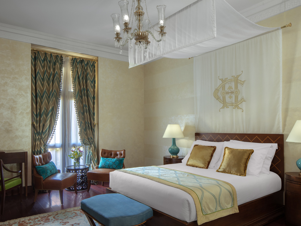 Hotel de luxe aswan – sofitel legend old cataract aswan