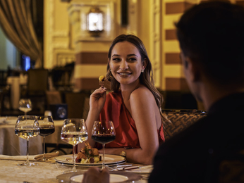 Restaurante - Sofitel Legend Old Cataract Aswan