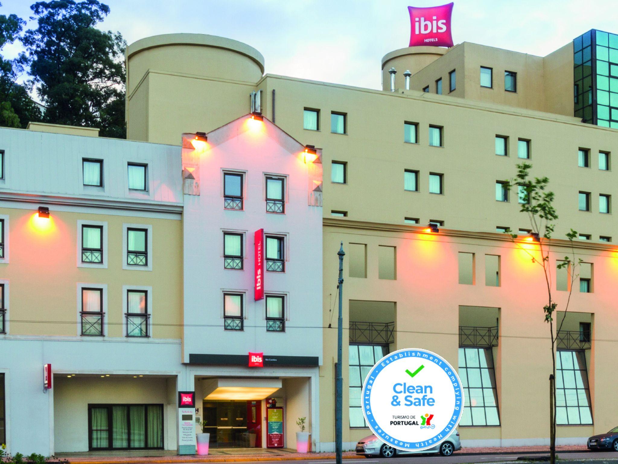 Отель — ibis Coimbra