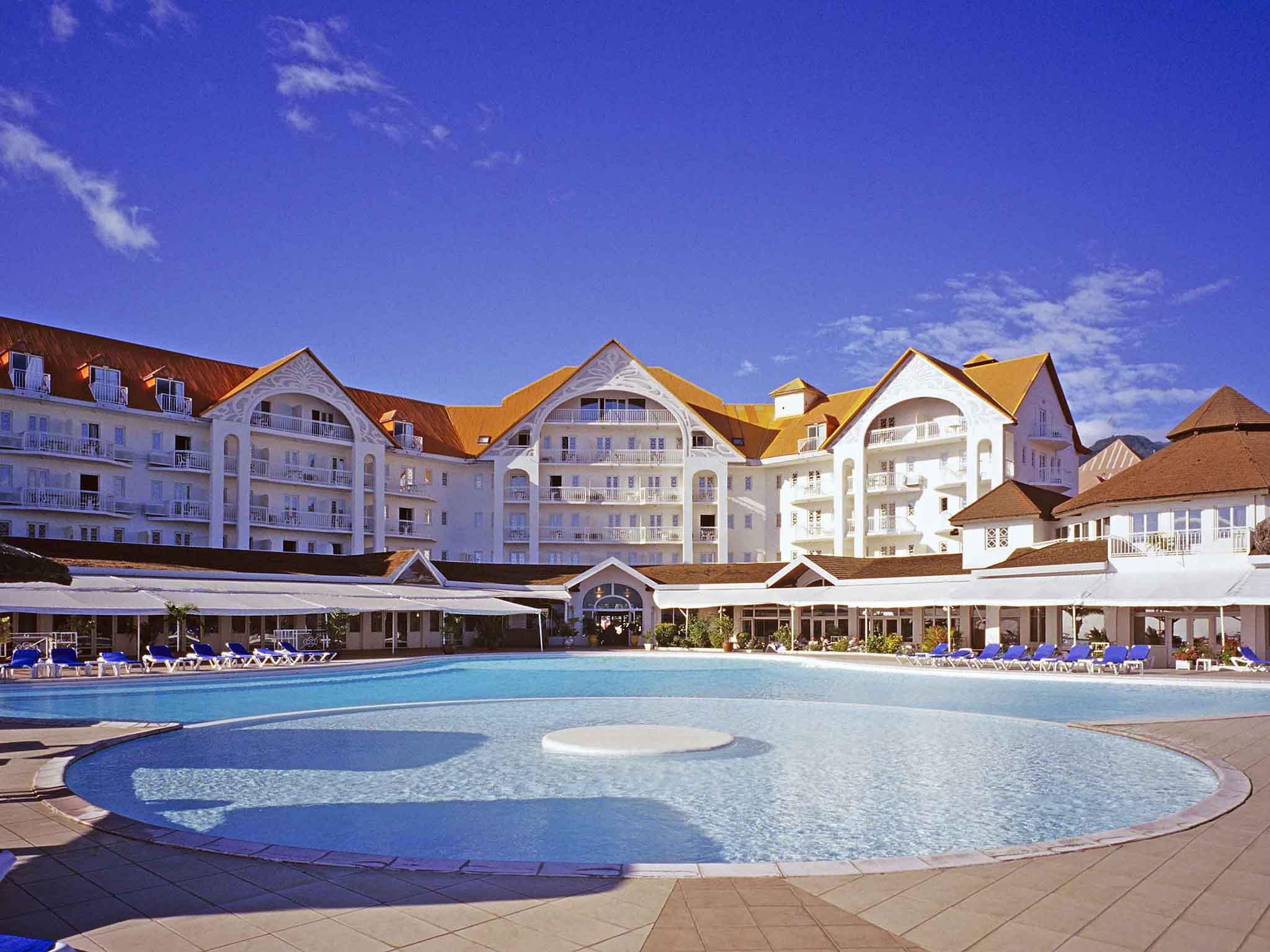 酒店 – 克里利亚留尼汪圣丹尼美居酒店