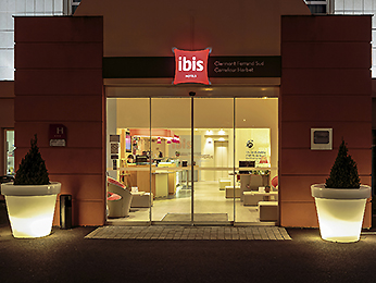 ibis Clermont-Ferrand Sud Carrefour Herbet