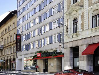 宜必思布达佩斯城市酒店