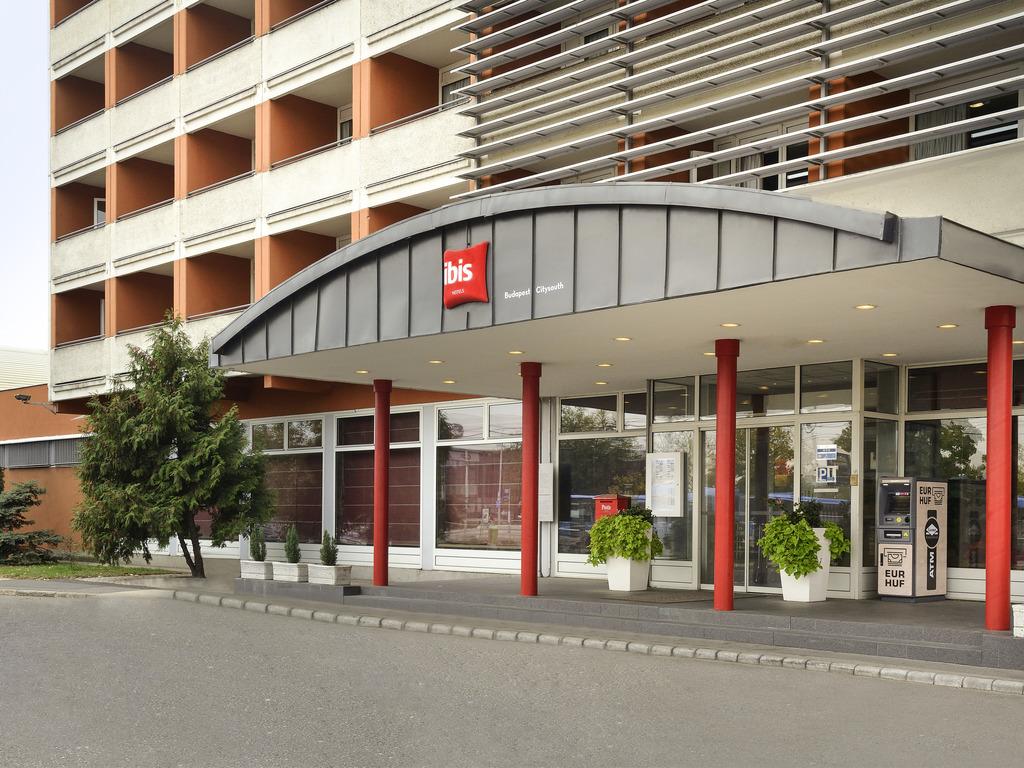 Hotel a budapest - Ibis Budapest Citysouth