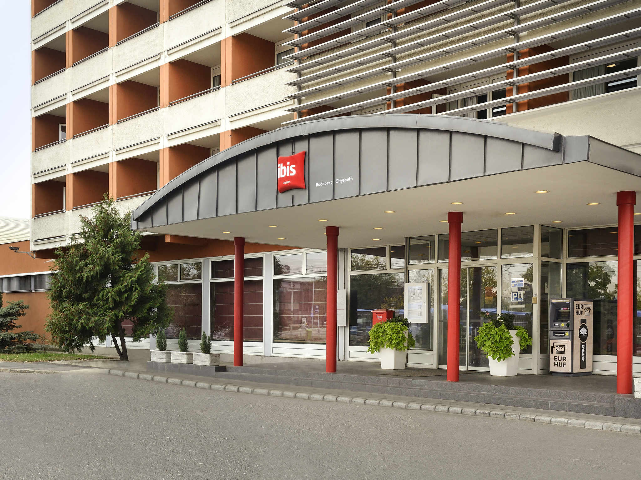 Hotell – ibis Budapest Citysouth