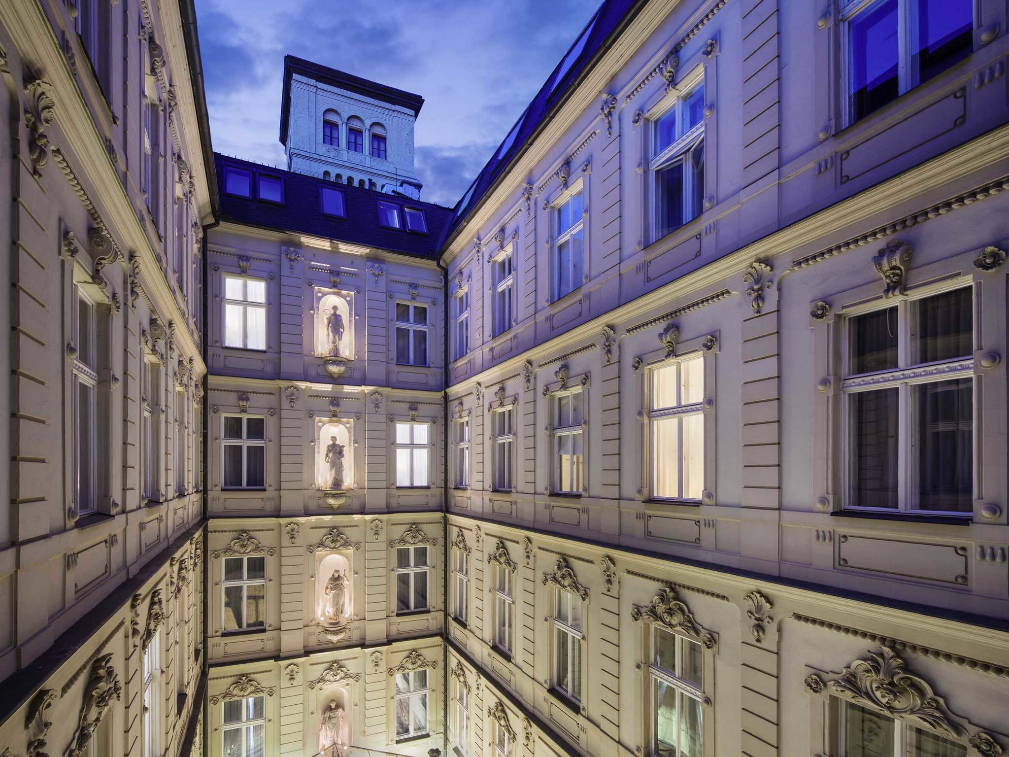 Otel – Hotel Nemzeti Budapest - MGallery by Sofitel