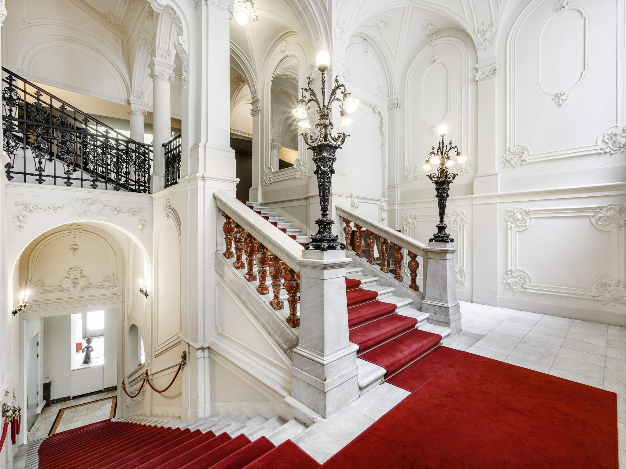 Отель — Отель Немцети Будапешт - MGallery by Sofitel