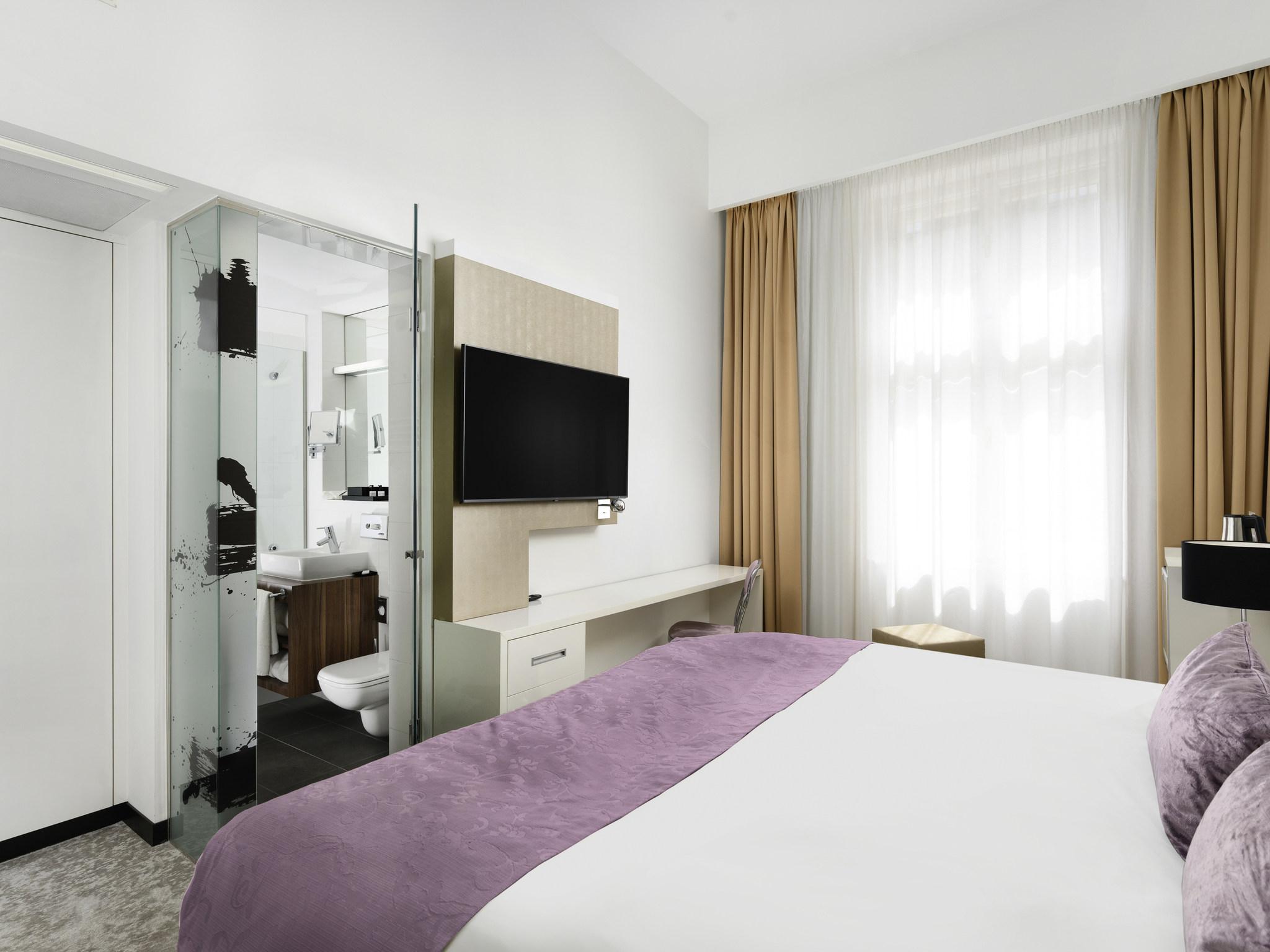 Hotel in Budapest - Hotel Nemzeti Budapest - MGallery by Sofitel