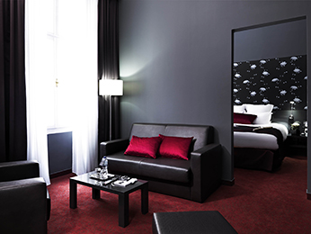 Zimmer - Hotel Nemzeti Budapest - MGallery Collection
