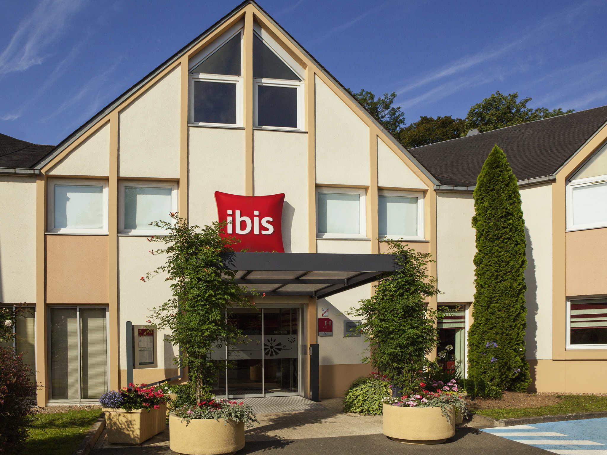 Отель — ibis Jouy-en-Josas Vélizy