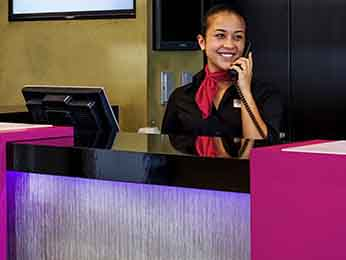 Services - Mercure Hotel Wuerzburg am Mainufer
