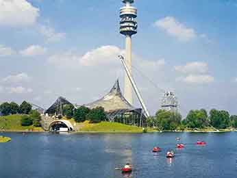 Destino - Mercure Munich am Olympiapark