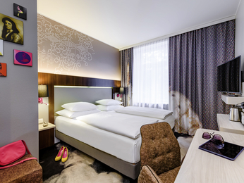 Rooms - Mercure Hotel Munich Olympiapark
