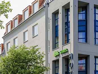 In 500 M Ibis Styles Hotel Aachen City