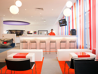 Bar - ibis Styles Hotel Aachen City