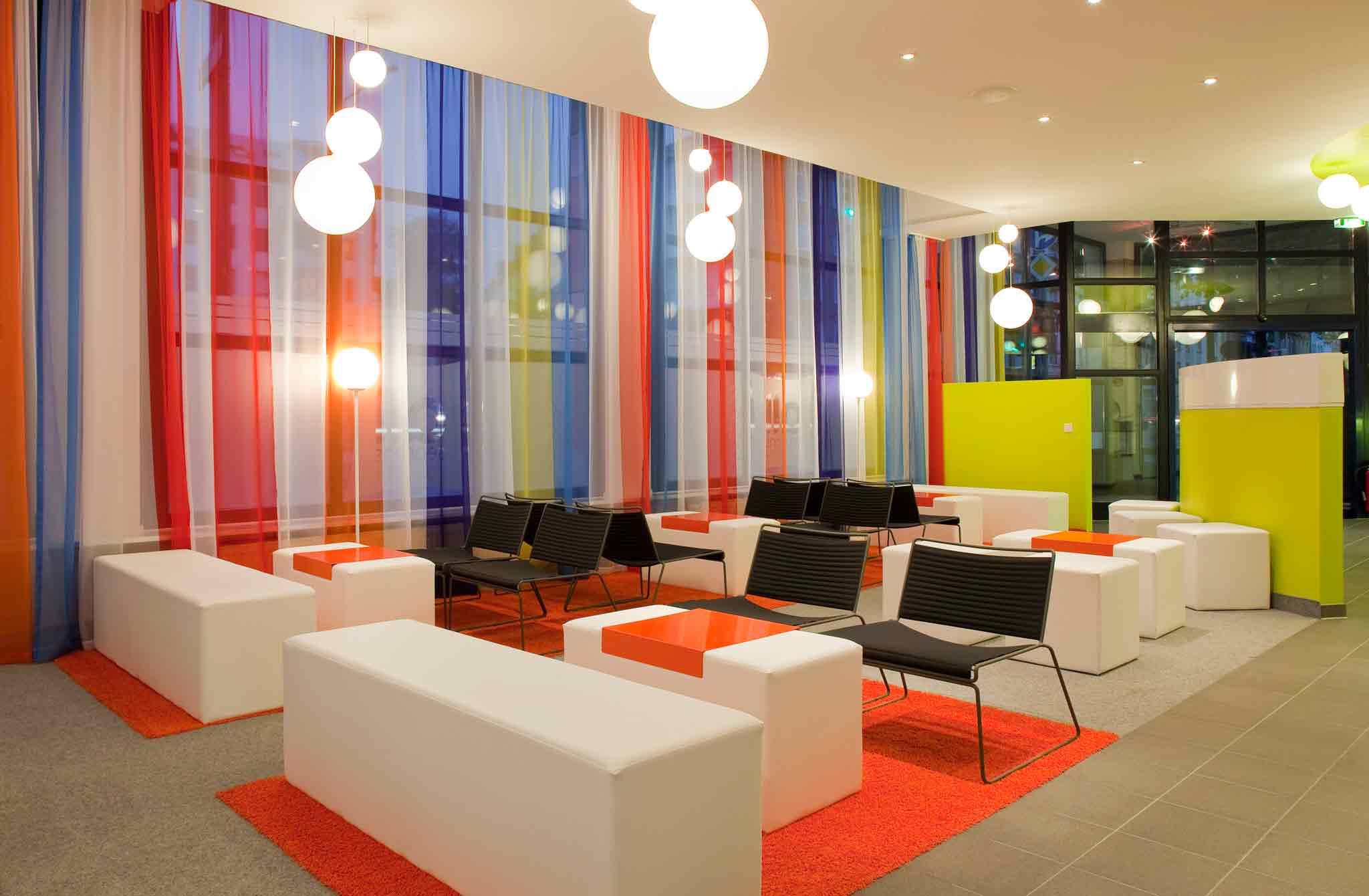 Bar ibis Styles Hotel Aachen City