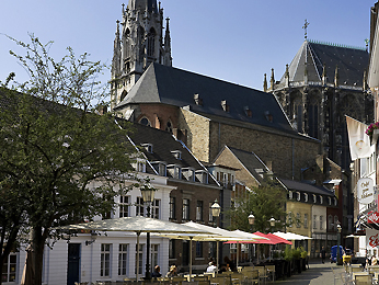 Destination - ibis Styles Hotel Aachen City